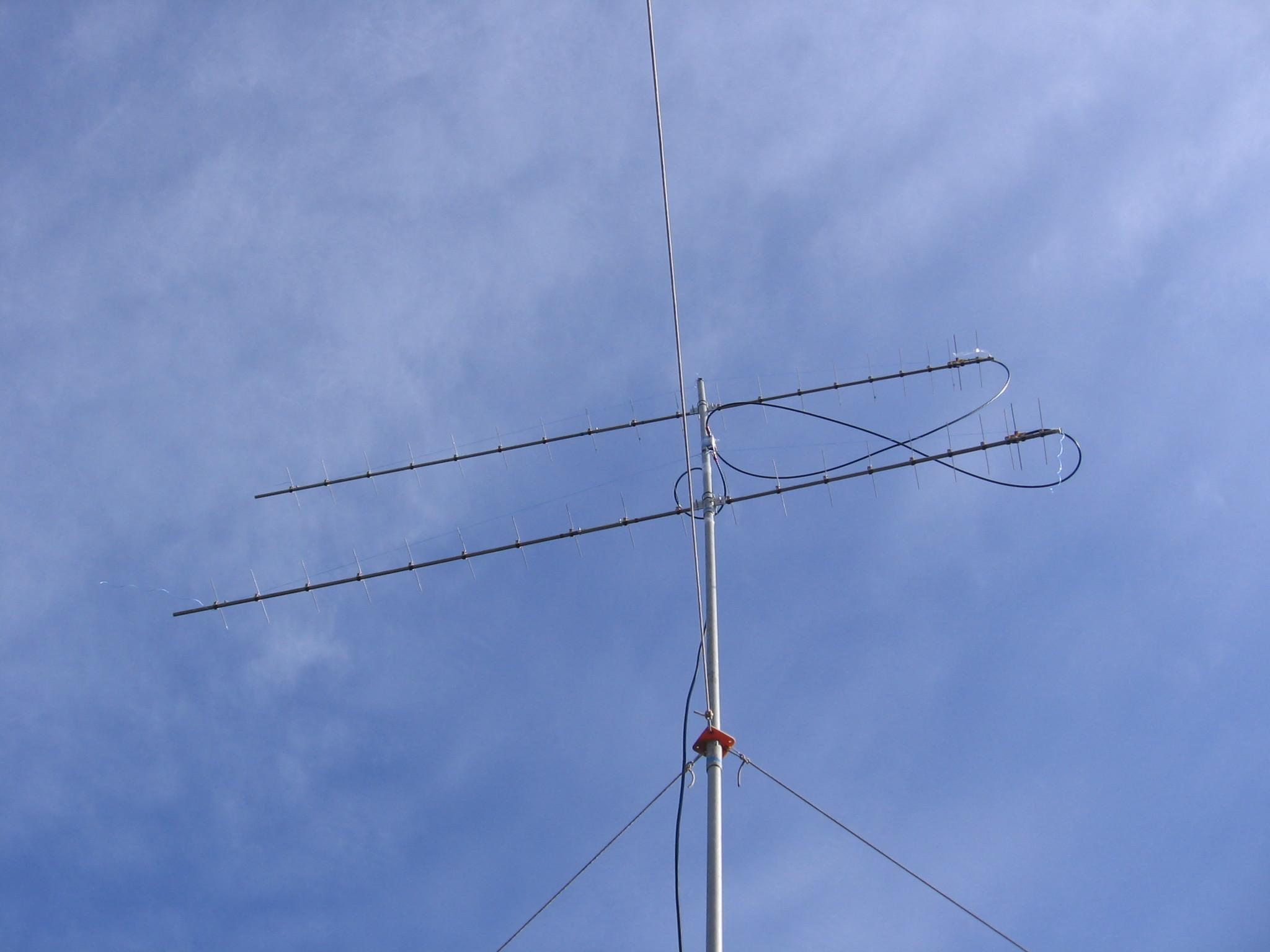 Комбинированная телевизионная антенна - Домашнему