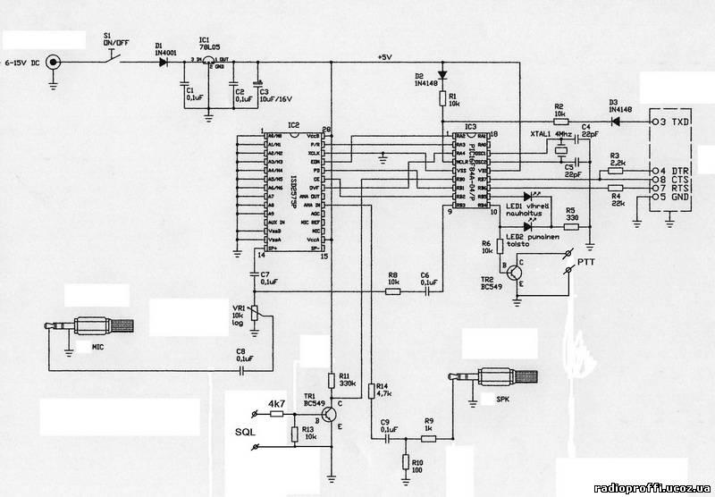 Микросхема цифрового диктофона