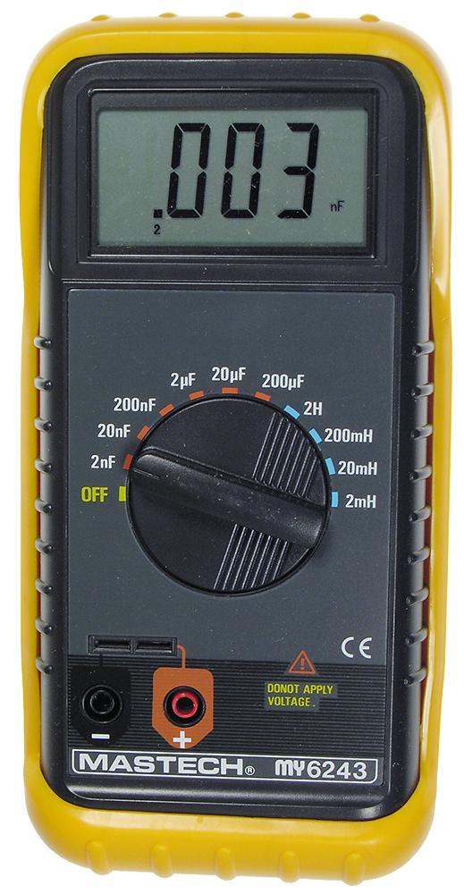 работы водитель приборы измерения емкости и индуктивности этой