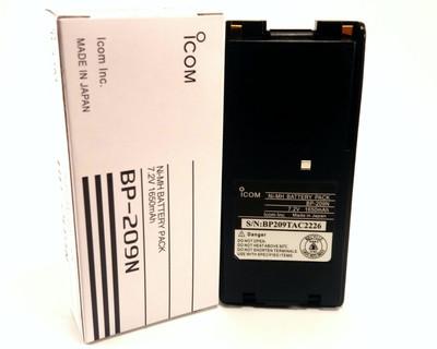 icom bp-209n