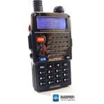 BAOFENG (POFUNG) UV-5RE двухдипазонная рация +ГАРНИТУРА В КОМПЛЕКТЕ