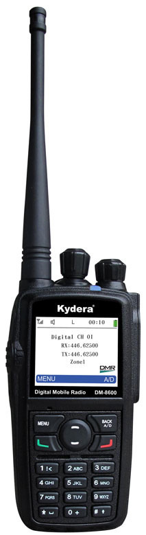 Kydera DM-8600(Digital Mobile Radio)